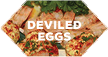 JoJo's Deviled Eggs with Gulf-Caught Shrimp